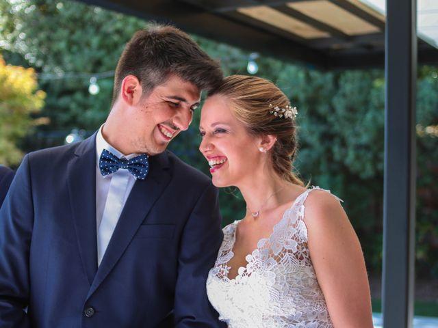 El matrimonio de Dominique y Nicolás