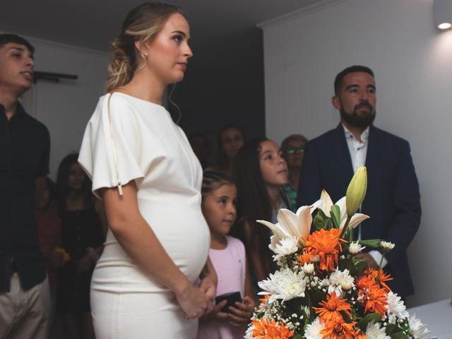 El matrimonio de Fernando y Isidora en Lampa, Chacabuco 12