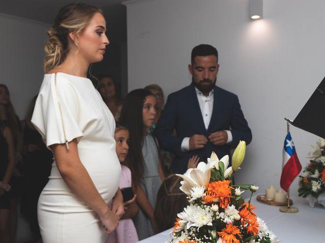 El matrimonio de Fernando y Isidora en Lampa, Chacabuco 13