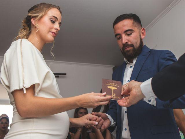 El matrimonio de Fernando y Isidora en Lampa, Chacabuco 20