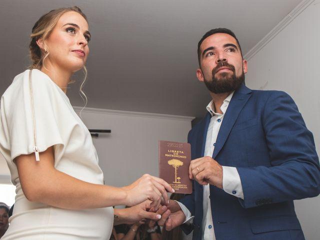 El matrimonio de Fernando y Isidora en Lampa, Chacabuco 21