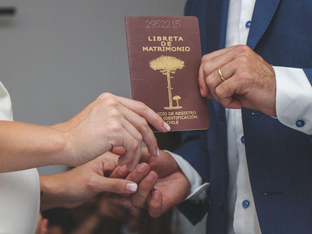 El matrimonio de Fernando y Isidora en Lampa, Chacabuco 22
