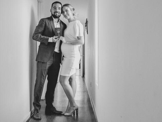 El matrimonio de Fernando y Isidora en Lampa, Chacabuco 25
