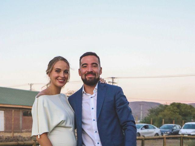 El matrimonio de Fernando y Isidora en Lampa, Chacabuco 28