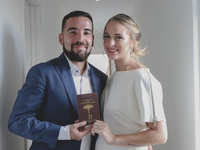 El matrimonio de Fernando y Isidora en Lampa, Chacabuco 45