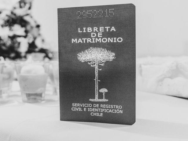 El matrimonio de Fernando y Isidora en Lampa, Chacabuco 52