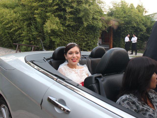 El matrimonio de Nataly y Alexis en Calera de Tango, Maipo 2