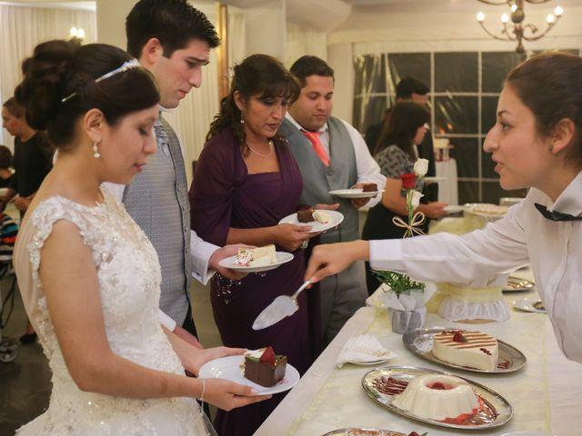 El matrimonio de Nataly y Alexis en Calera de Tango, Maipo 5