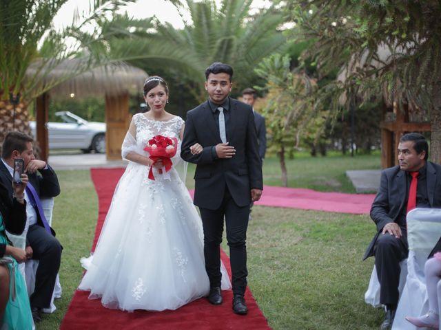 El matrimonio de Nataly y Alexis en Calera de Tango, Maipo 7