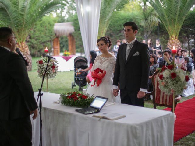 El matrimonio de Nataly y Alexis en Calera de Tango, Maipo 8