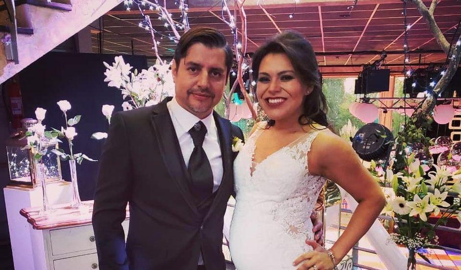 El matrimonio de Mauricio y Regina en La Reina, Santiago