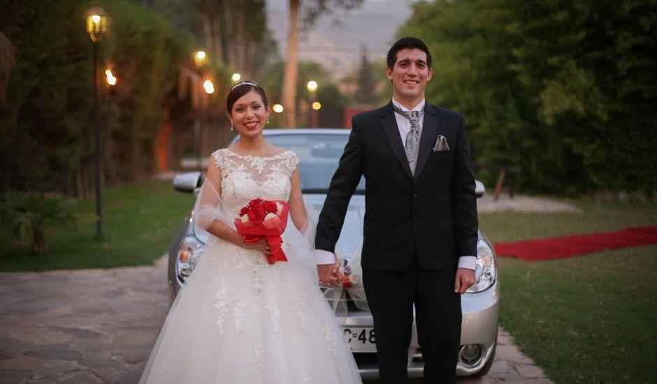El matrimonio de Nataly y Alexis en Calera de Tango, Maipo
