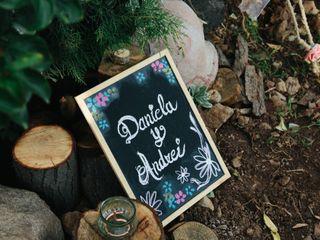 El matrimonio de Daniela y Andrei 1