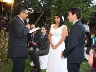 El matrimonio de Jorge  y Yesenia  3