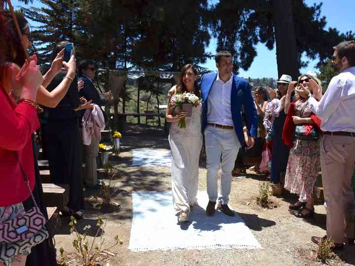 El matrimonio de Magdalena y Ignacio