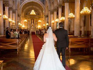 El matrimonio de Pamela y Francisco 1