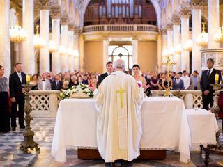 El matrimonio de Pamela y Francisco 2
