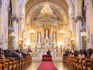 El matrimonio de Pamela y Francisco 3