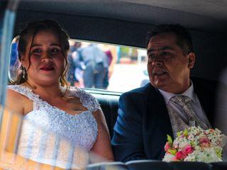 El matrimonio de Mitzi y César 2