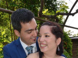 El matrimonio de Jessica y Gonzalo 1