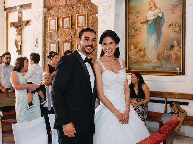 El matrimonio de Macarena y Jaime