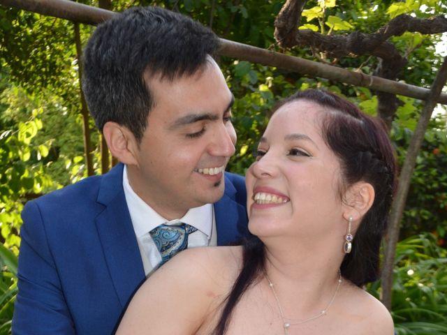 El matrimonio de Gonzalo y Jessica en Huechuraba, Santiago 4
