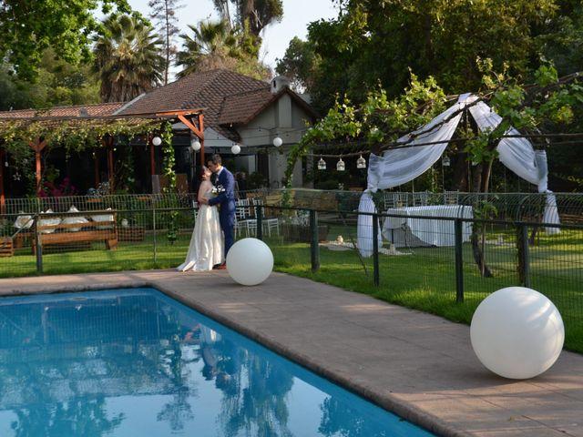 El matrimonio de Gonzalo y Jessica en Huechuraba, Santiago 2