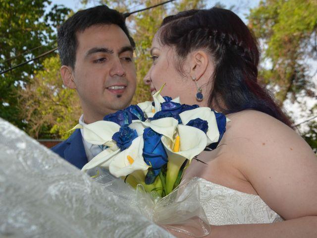 El matrimonio de Jessica y Gonzalo