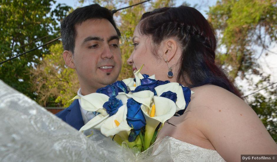 El matrimonio de Gonzalo y Jessica en Huechuraba, Santiago