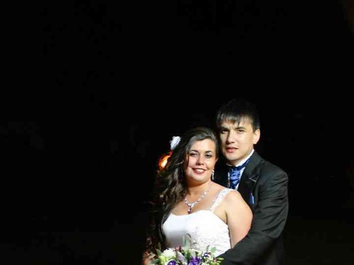 El matrimonio de Nicole y Hector
