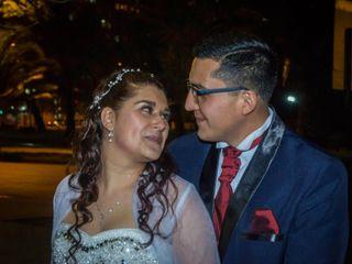 El matrimonio de Yoseline y Cristopher  3