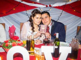 El matrimonio de Yoseline y Cristopher