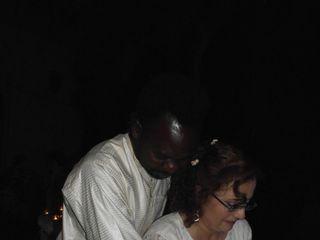 El matrimonio de Sol  y Mamadou  2