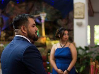 El matrimonio de Fernanda y Jonathan 1