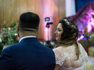 El matrimonio de Fernanda y Jonathan 2