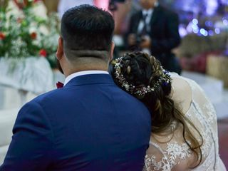 El matrimonio de Fernanda y Jonathan 3