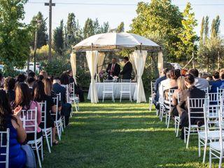 El matrimonio de Alejandra y Francisco  3