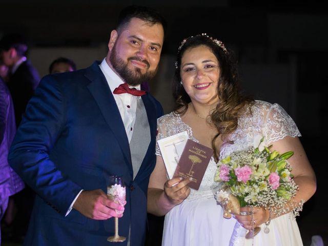 El matrimonio de Fernanda y Jonathan