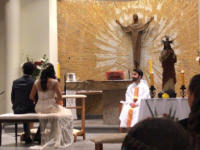 El matrimonio de Felipe Labbé  y Camila Rebolledo