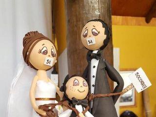 El matrimonio de Javiera y Hugo 1