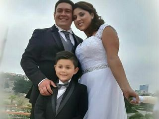 El matrimonio de Javiera y Hugo 2