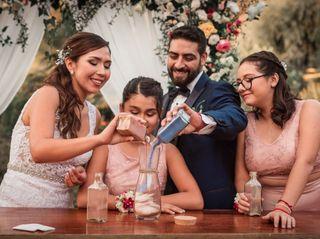 El matrimonio de Javiera y Pancho 3