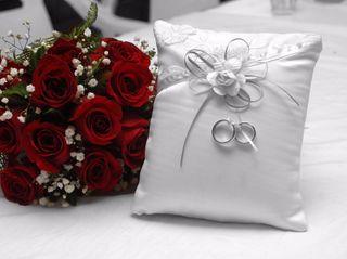 El matrimonio de Mari y Rafa 2