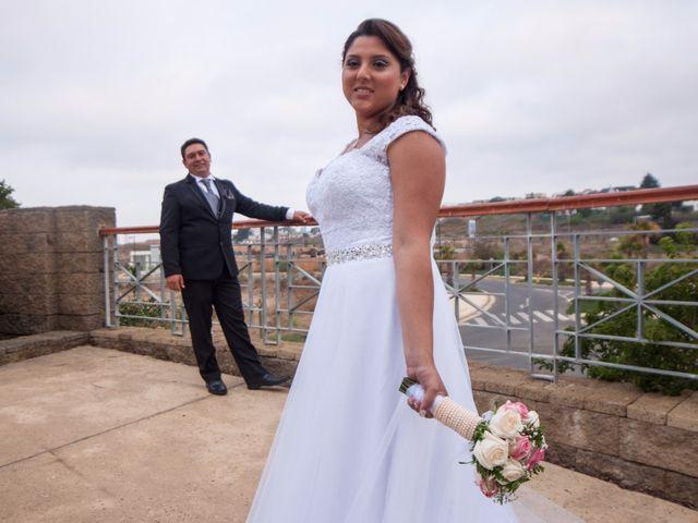 El matrimonio de Javiera y Hugo