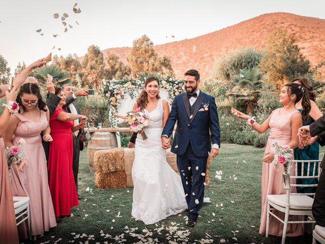 El matrimonio de Javiera y Pancho