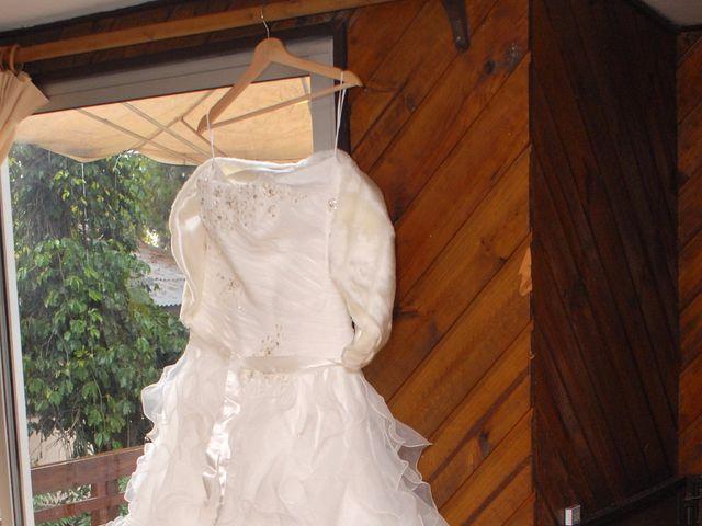 El matrimonio de Rafa y Mari en Paine, Maipo 3