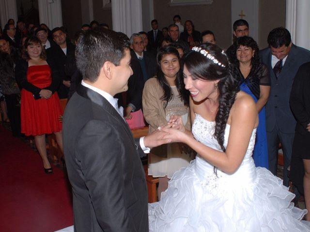 El matrimonio de Rafa y Mari en Paine, Maipo 8