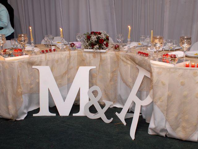 El matrimonio de Rafa y Mari en Paine, Maipo 10