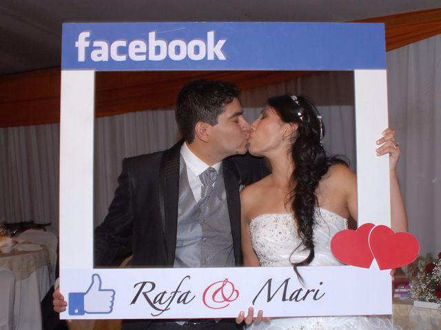 El matrimonio de Rafa y Mari en Paine, Maipo 15