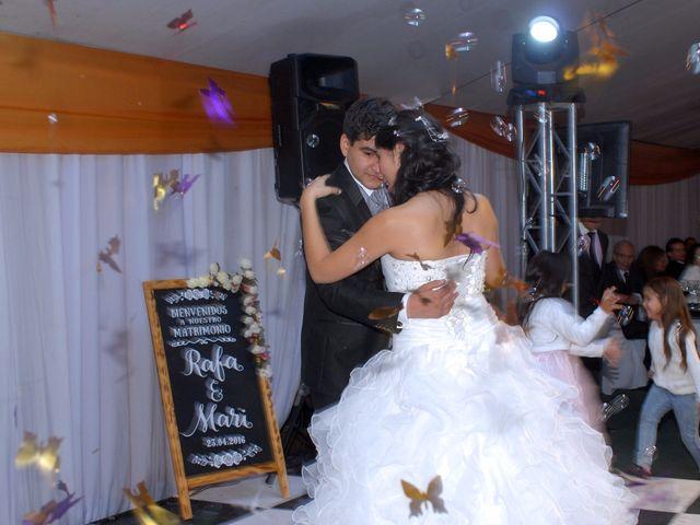 El matrimonio de Rafa y Mari en Paine, Maipo 16